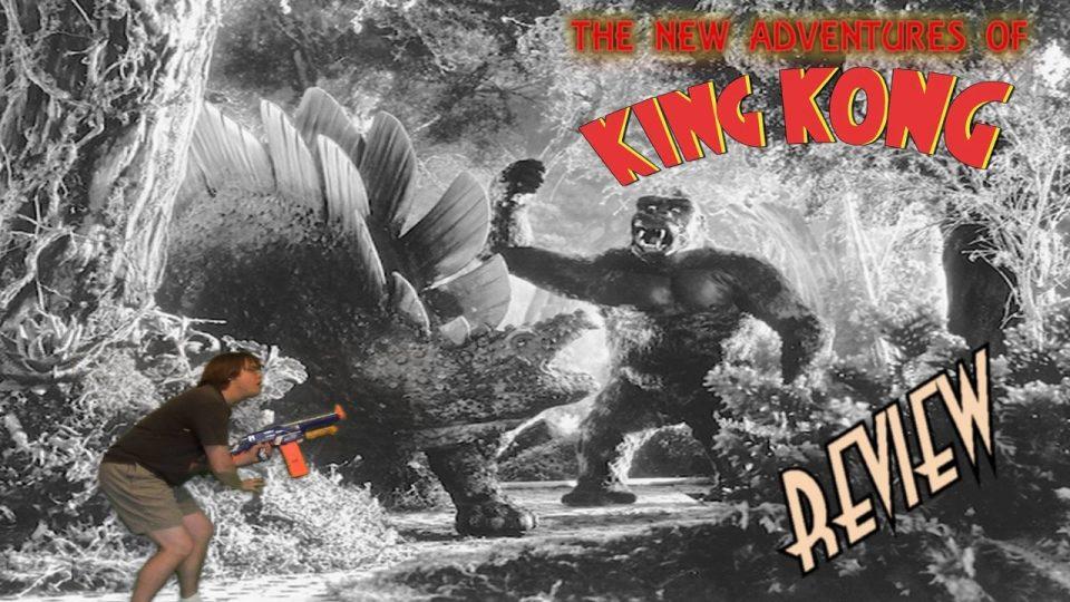 32. The New Adventures Of King Kong (1934) KING KONG REVIEWS