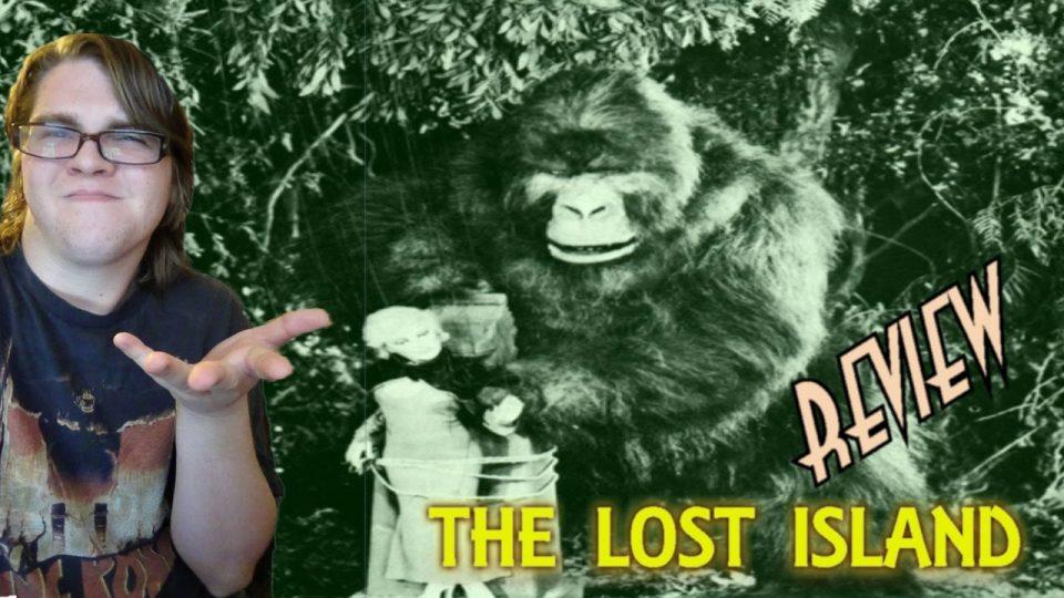 33. The Lost Island (1934) KING KONG REVIEWS
