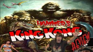 37. Hammer's King Kong (1966) KING KONG REVIEWS