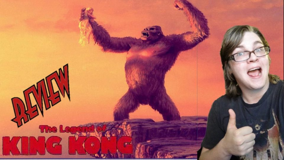 38. The Legend Of King Kong (1975) KING KONG REVIEWS