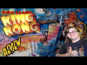 39. John Landis's King Kong (1990) KING KONG REVIEWS