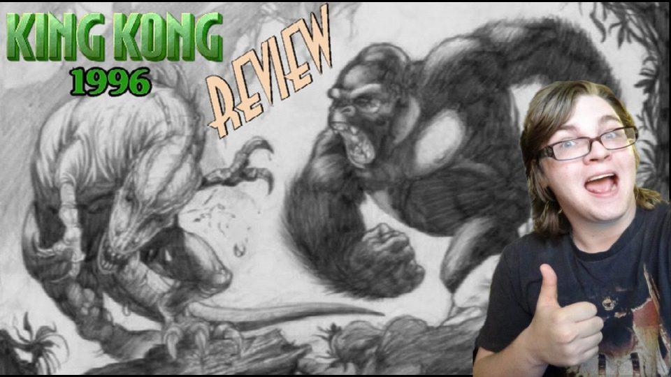40. King Kong (1996) KING KONG REVIEWS