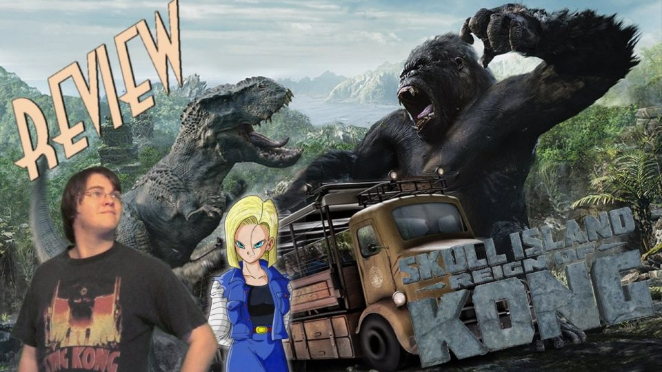 41. Skull Island: Reign Of Kong (2016) KING KONG REVIEWS