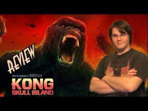 42. Kong: Skull Island (2017) KING KONG REVIEWS