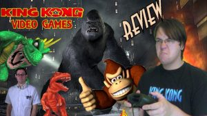 44. King Kong Video Games (1982 – 2005) KING KONG REVIEWS