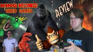 44. King Kong Video Games (1982 – 2005) KING KONG REVIEWS