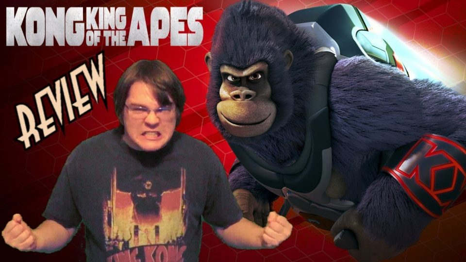 45. Kong: King Of The Apes (2016) KING KONG REVIEWS