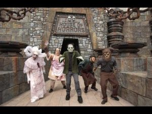 9. Universal's House Of Horrors – UNIVERSAL STUDIOS HOLLYWOOD TRIP (2010)