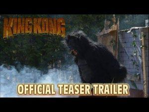 CLASSIC TEASER – King Kong (2016) Fan Film