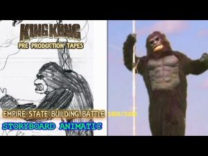 King Kong (2016) Fan Film ANIMATIC/FINAL SCENE – Empire State Building
