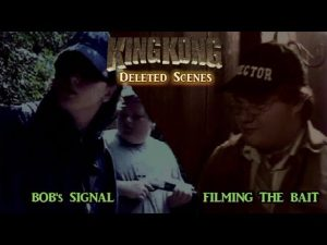 King Kong (2016) Fan Film DELETED SCENES – Bob's Signal / Filming The Bait