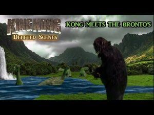 King Kong (2016) Fan Film DELETED SCENES – Kong Meets The Brontos