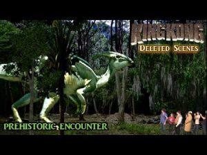King Kong (2016) Fan Film DELETED SCENES – Prehistoric Encounter
