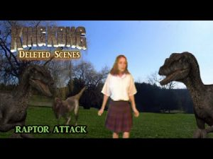King Kong (2016) Fan Film DELETED SCENES – Raptor Attack