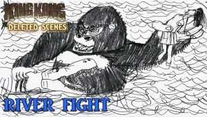 King Kong (2016) Fan Film DELETED SCENES – River Fight
