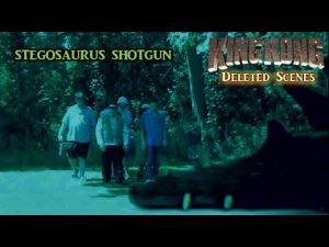 King Kong (2016) Fan Film DELETED SCENES – Stegosaurus Shotgun