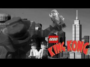 LEGO King Kong (1933)