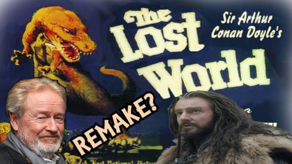 """Let's Talk About REMAKING """"THE LOST WORLD"""""""
