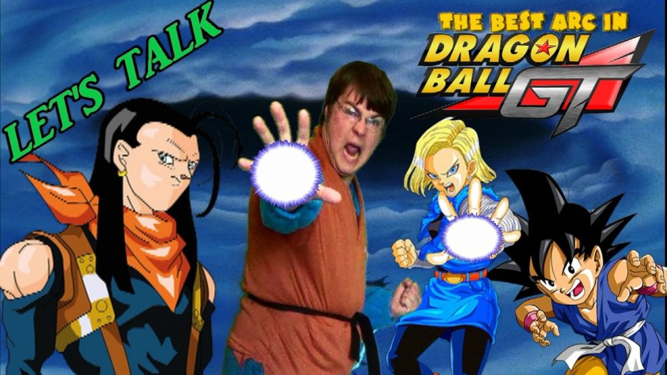 Let's Talk About THE BEST ARC IN DRAGONBALL GT