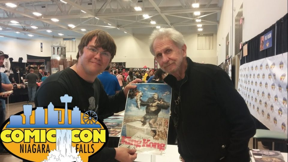Niagara Falls Comic Con (2017) CONVENTION ADVENTURES
