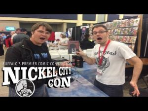 Nickel City Con (2017) CONVENTION ADVENTURES