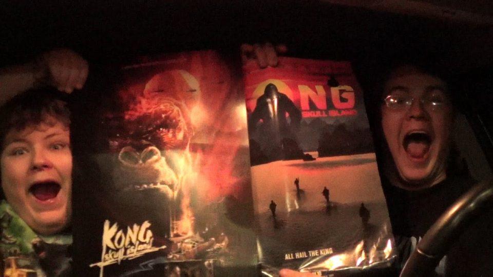 Opening Night - KONG: Skull Island - KING KONG REVIEWS