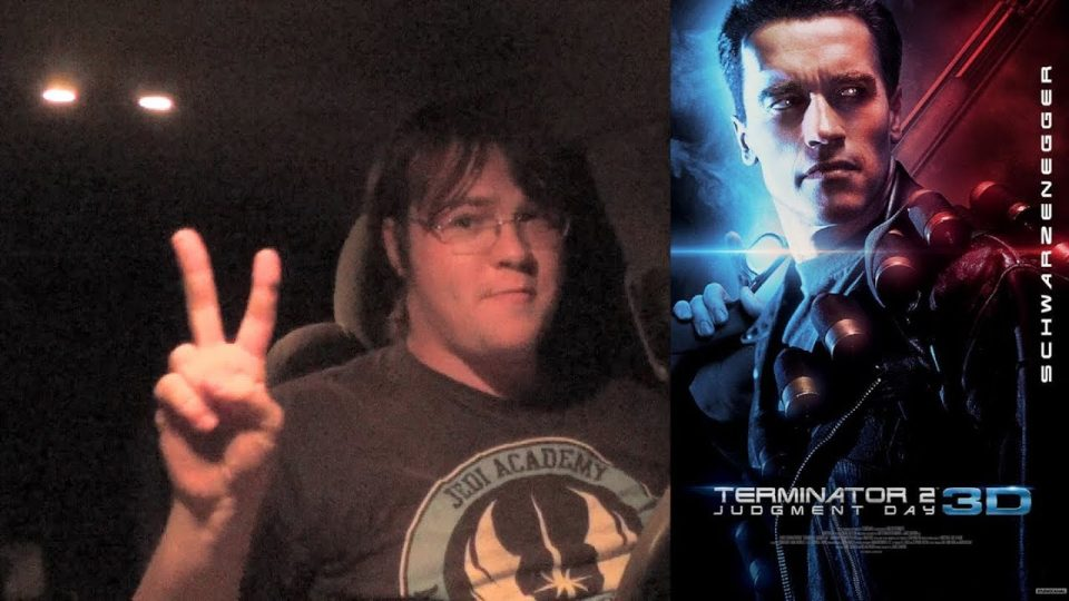 Opening Night - TERMINATOR 2: Judgement Day 3-D REVIEW