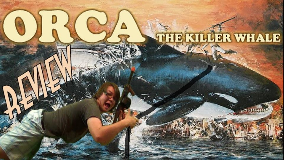 Orca: The Killer Whale (1977) REVIEW - JAWS MONTH