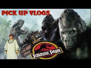 PICK UP VLOGS – Episode 26 – KING KONG, UNIVERSAL STUDIOS & COMIC CON!