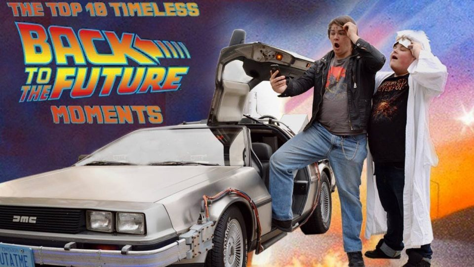 Top 10 Timeless Back To The Future Moments - BIGJACKFILMS REVIEW