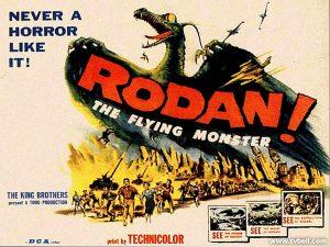 Rodan (1956) REVIEW – Ishiro Honda-Thon