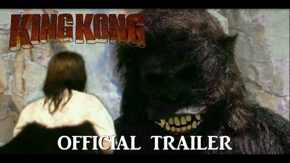 CLASSIC TRAILER - King Kong (2016) Fan Film