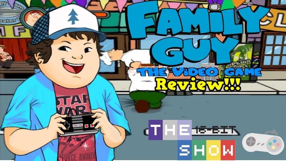Family Guy: The Video Game (Xbox) REVIEW - The16BitShow