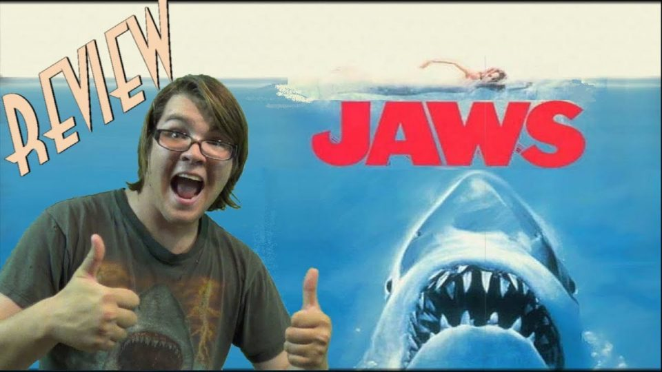Jaws (1975) REVIEW - JAWS MONTH (RE-UPLOAD)