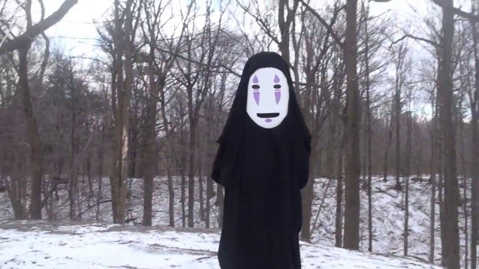 NO FACE - A Cosplay Experimental Film