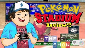 Pokemon Stadium (N64) REVEIW – The16BitShow
