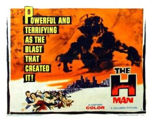 The H Man (1958) REVIEW – Ishiro Honda-Thon