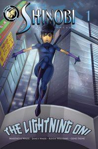 Geeking Out Weekly #328 Shinobi Ninja Princess