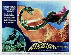 Atragon (1963) Review – Ishiro Honda-Thon