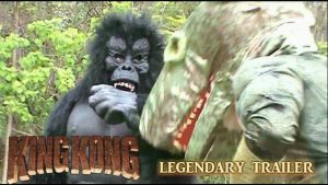 CLASSIC LEGENDARY TRAILER – King Kong (2016) Fan Film