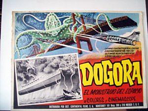 Dogora (1964) REVIEW – Ishiro Honda-Thon
