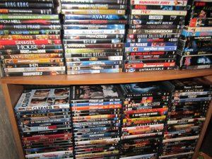 Nick Jackson's Movie Collection PART 1
