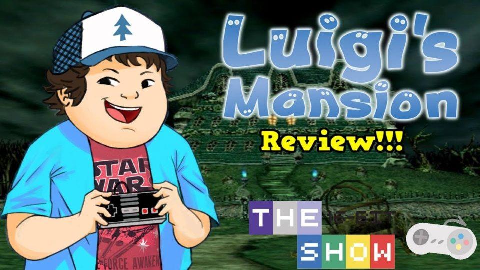 Luigi's Mansion (GameCube) REVIEW - The16BitShow