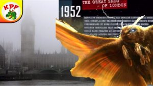 "How Mothra Caused ""The Great Smog of London"" 