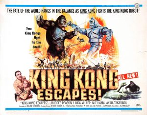 KING KONG ESCAPES (1967) REVIEW – Ishiro Honda-Thon