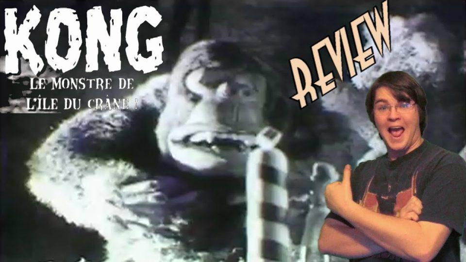 50. KONG: The Skull Island Monster (French) KING KONG REVIEWS {#85YearsOfKong}