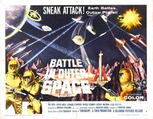 Battle In Outer Space (1959) Review – NICK JACKSON'S ISHIRO HONDA-THON