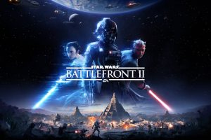 EA's Star Wars: Battlefront 2 – Harley & Friends