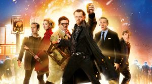 The World's End REVIEW (The Cornetto Trilogy, Part III) | Gassed Up Geeks