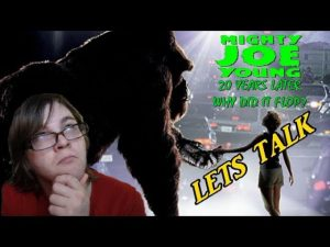 Let's Talk About MIGHTY JOE YOUNG (20 YEARS LATER) WHY DID IT FLOP? {#85YearsOfKong}